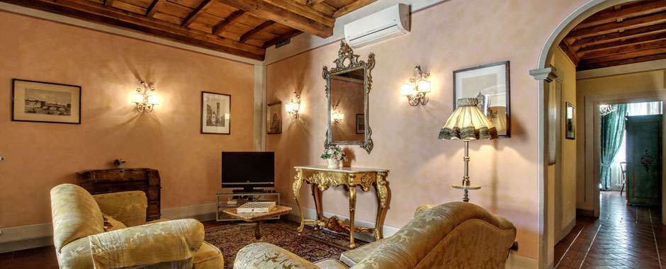 Holiday Apartment Rental In Florence Historical Center:Vacation Apartments  In Florence,Italy